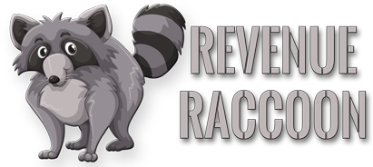 Revenue Raccoon Logo Small